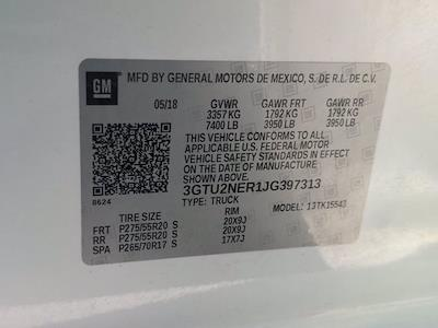 2018 Sierra 1500 Crew Cab 4x4,  Pickup #M22076A - photo 31