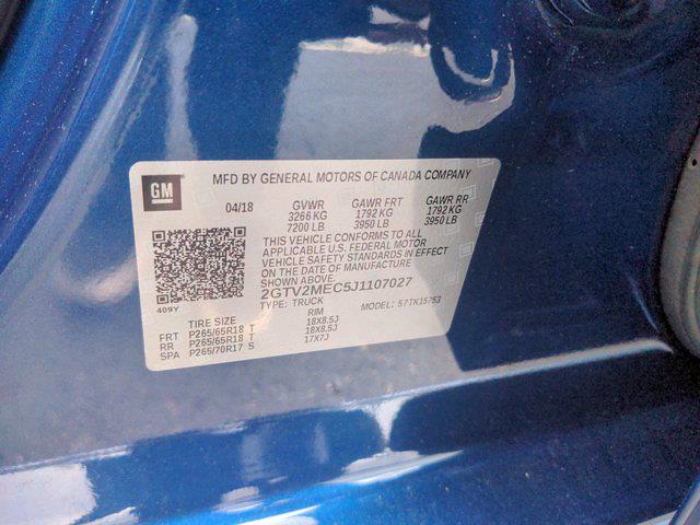 2018 GMC Sierra 1500 Double Cab 4x4, Pickup #P00080 - photo 46
