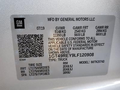 2020 GMC Sierra 2500 Crew Cab 4x4, Pickup #PS00075A - photo 46