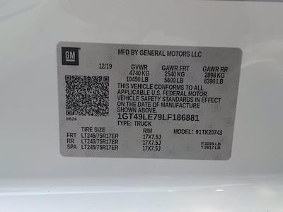 2020 GMC Sierra 2500 Crew Cab 4x4, Pickup #PS00083A - photo 40