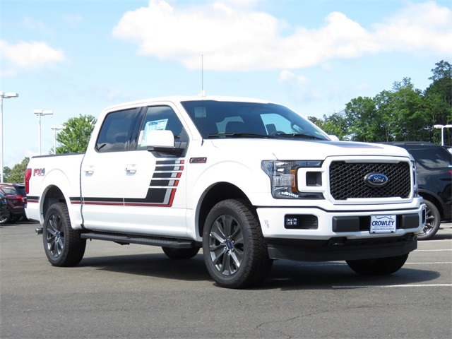 2018 F-150 SuperCrew Cab 4x4,  Pickup #18F0747 - photo 1