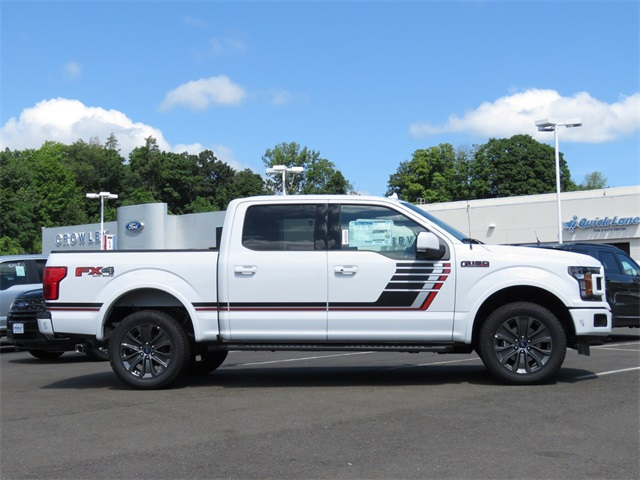 2018 F-150 SuperCrew Cab 4x4,  Pickup #18F0747 - photo 3