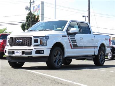 2018 F-150 SuperCrew Cab 4x4,  Pickup #18F0747 - photo 5