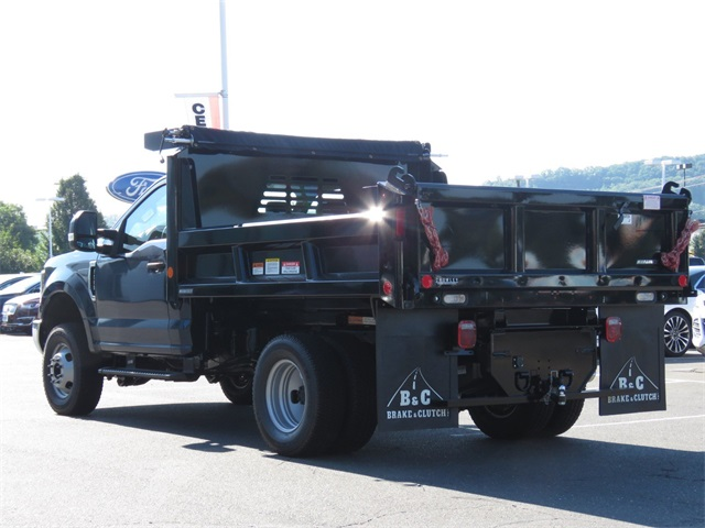 2018 F-350 Regular Cab DRW 4x4,  Dump Body #18F0784 - photo 3