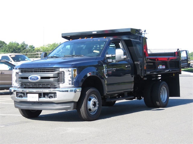 2018 F-350 Regular Cab DRW 4x4,  Dump Body #18F0784 - photo 4