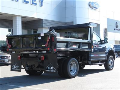 2018 F-350 Regular Cab DRW 4x4,  Dump Body #18F0784 - photo 2