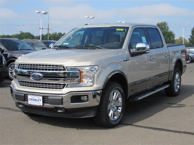 2018 F-150 SuperCrew Cab 4x4,  Pickup #18F0870 - photo 5