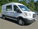 2018 Transit 250 Med Roof 4x2,  Ranger Design HVAC Upfitted Cargo Van #18F1001 - photo 4