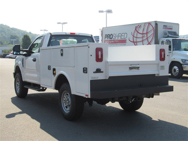 2018 F-350 Regular Cab 4x4,  Service Body #18F1020 - photo 4