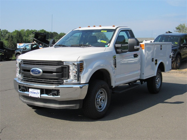 2018 F-350 Regular Cab 4x4,  Service Body #18F1020 - photo 5