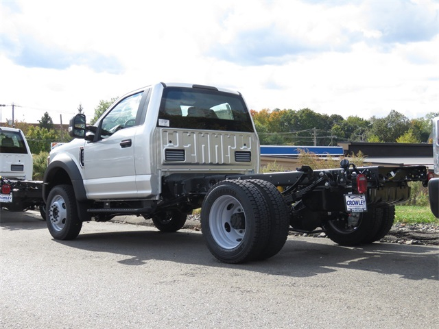 2019 F-550 Regular Cab DRW 4x4,  Cab Chassis #19F0071 - photo 4