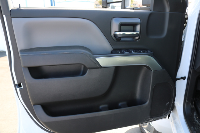 2019 Chevrolet Silverado Medium Duty Crew Cab DRW 4x4, Scelzi CTFB Contractor Body #4190487 - photo 9