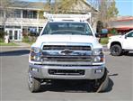2019 Chevrolet Silverado Medium Duty Crew Cab DRW 4x4, Scelzi CTFB Contractor Body #4190487 - photo 3