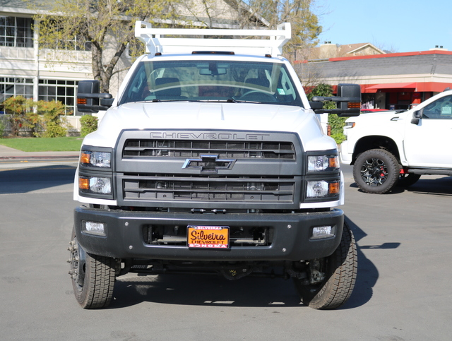 2019 Chevrolet Silverado Medium Duty Regular Cab DRW 4x4, Scelzi SEC Combo Body #4190517 - photo 3