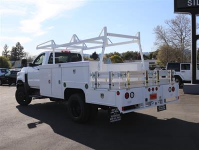 2019 Chevrolet Silverado Medium Duty Regular Cab DRW 4x4, Scelzi SEC Combo Body #4190517 - photo 4