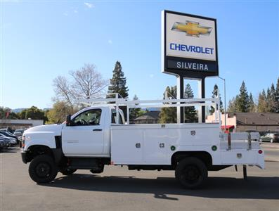 2019 Chevrolet Silverado Medium Duty Regular Cab DRW 4x4, Scelzi SEC Combo Body #4190517 - photo 5