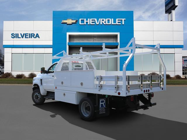 2020 Chevrolet Silverado Medium Duty Regular Cab DRW 4x4, Royal Contractor Body #4200127 - photo 1
