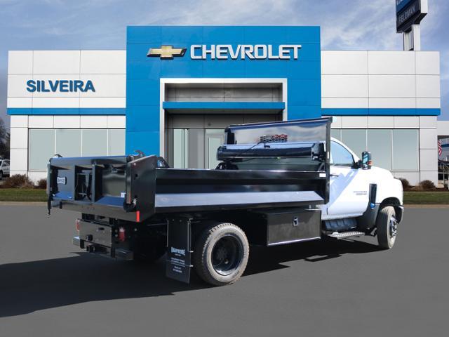 2020 Chevrolet Silverado Medium Duty Regular Cab DRW 4x2, Knapheide Dump Body #4200235 - photo 1