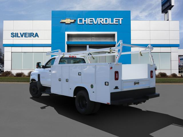 2020 Chevrolet Silverado 5500 Regular Cab DRW 4x2, Knapheide Service Body #4200257 - photo 1