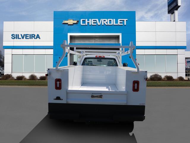 2020 Chevrolet Silverado Medium Duty Regular Cab DRW 4x2, Knapheide Steel Service Body #4200257 - photo 10
