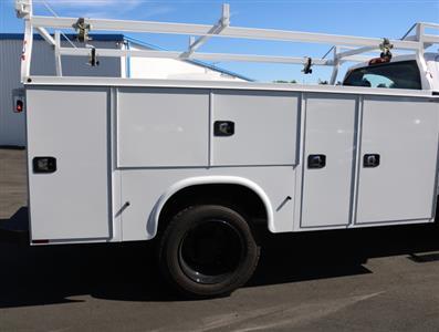 2020 Chevrolet Silverado Medium Duty Regular Cab DRW 4x2, Knapheide Steel Service Body #4200257 - photo 3