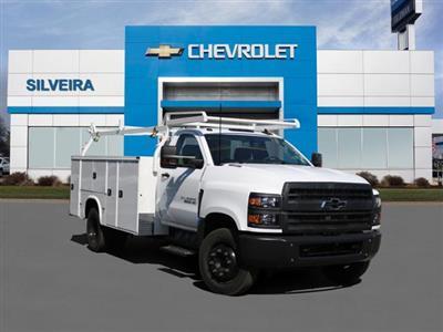 2020 Chevrolet Silverado Medium Duty Regular Cab DRW 4x2, Knapheide Steel Service Body #4200257 - photo 1