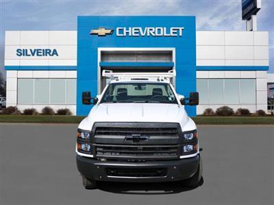 2020 Chevrolet Silverado Medium Duty Regular Cab DRW 4x2, Knapheide Steel Service Body #4200257 - photo 9