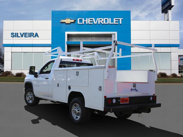 2020 Chevrolet Silverado 2500 Regular Cab RWD, Harbor Service Body #4200300 - photo 1