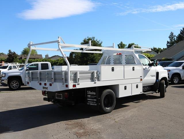 2020 Chevrolet Silverado 5500 Regular Cab DRW 4x2, Knapheide Contractor Body #4200362 - photo 1