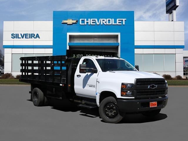 2020 Chevrolet Silverado 5500 Regular Cab DRW 4x2, Knapheide Stake Bed #4200366 - photo 1