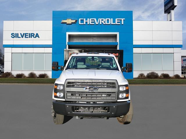 2020 Chevrolet Silverado 5500 Crew Cab DRW 4x2, Knapheide Value-Master X Platform Body #4200367 - photo 8