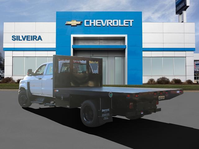 2020 Chevrolet Silverado 5500 Crew Cab DRW 4x2, Knapheide Value-Master X Platform Body #4200367 - photo 2