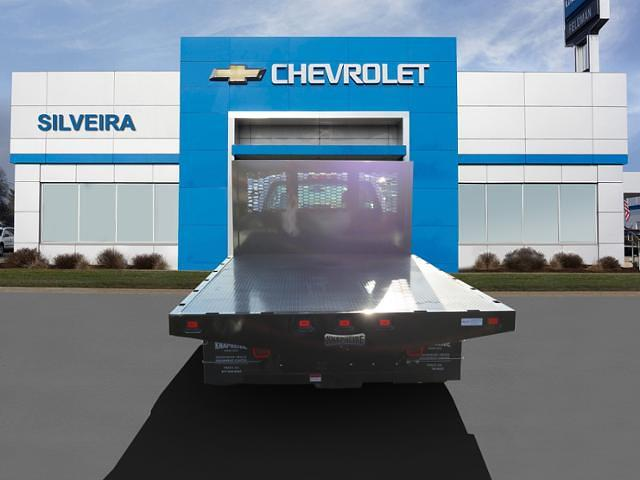 2020 Chevrolet Silverado 5500 Crew Cab DRW 4x2, Knapheide Value-Master X Platform Body #4200367 - photo 9