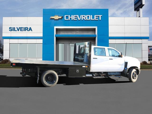 2020 Chevrolet Silverado 5500 Crew Cab DRW 4x2, Knapheide Value-Master X Platform Body #4200367 - photo 10