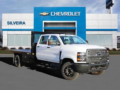 2020 Chevrolet Silverado 5500 Crew Cab DRW 4x2, Knapheide Value-Master X Platform Body #4200367 - photo 1