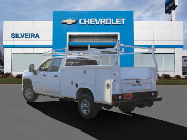 2020 Chevrolet Silverado 2500 Double Cab 4x2, Royal Service Body #4200374 - photo 1