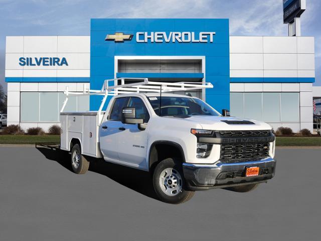 2020 Chevrolet Silverado 2500 Double Cab 4x2, Harbor Service Body #4200376 - photo 1