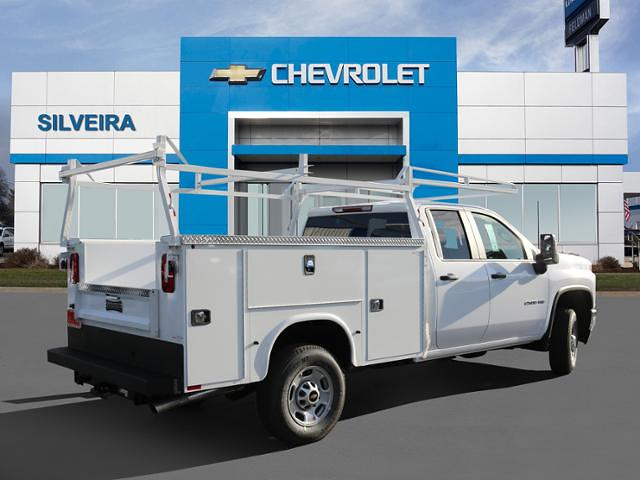 2021 Chevrolet Silverado 2500 Double Cab 4x2, Knapheide Service Body #4210167 - photo 1