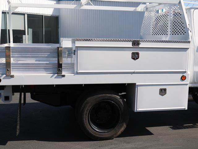 2021 Chevrolet Silverado 5500 Crew Cab DRW 4x4, Scelzi CTFB Contractor Body #4210174 - photo 3