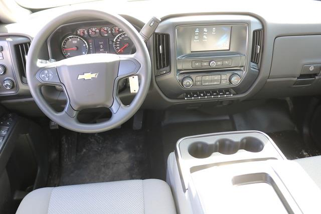 2021 Chevrolet Silverado 5500 Crew Cab DRW 4x4, Scelzi CTFB Contractor Body #4210174 - photo 5
