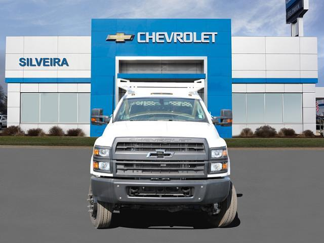 2021 Chevrolet Silverado 5500 Crew Cab DRW 4x4, Scelzi CTFB Contractor Body #4210174 - photo 9