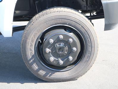 2021 Chevrolet Silverado 5500 Crew Cab DRW 4x4, Scelzi CTFB Contractor Body #4210174 - photo 8