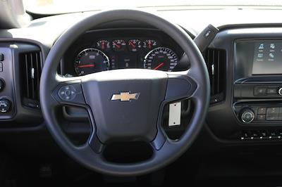 2021 Chevrolet Silverado 5500 Crew Cab DRW 4x4, Scelzi CTFB Contractor Body #4210174 - photo 7