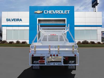 2021 Chevrolet Silverado 5500 Crew Cab DRW 4x4, Scelzi CTFB Contractor Body #4210174 - photo 10