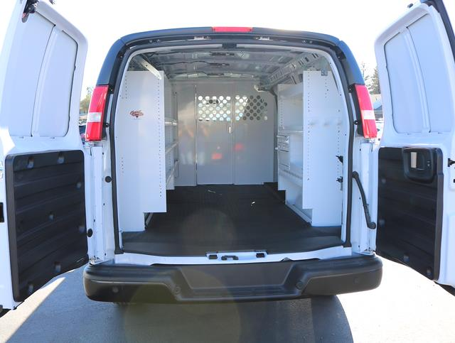 2021 Chevrolet Express 2500 4x2, Harbor Upfitted Cargo Van #4210179 - photo 2