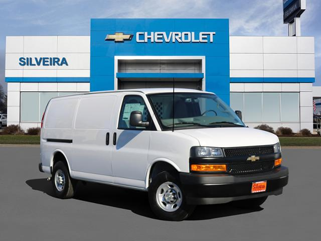 2021 Chevrolet Express 2500 4x2, Harbor Upfitted Cargo Van #4210179 - photo 1