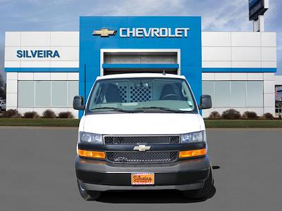 2021 Chevrolet Express 2500 4x2, Harbor Upfitted Cargo Van #4210179 - photo 9