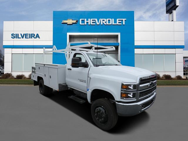2021 Chevrolet Silverado 5500 Regular Cab DRW 4x4, Scelzi Combo Body #4210183 - photo 1