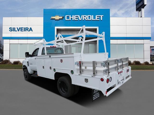 2021 Chevrolet Silverado 5500 Regular Cab DRW 4x4, Scelzi SEC Combo Body #4210183 - photo 9