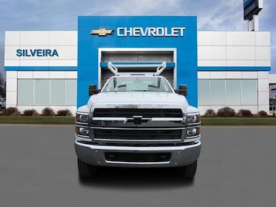 2021 Chevrolet Silverado 5500 Regular Cab DRW 4x4, Scelzi SEC Combo Body #4210183 - photo 8